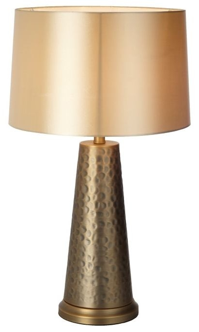 RV Astley Sydney Antique Brass Table Lamp Base Only
