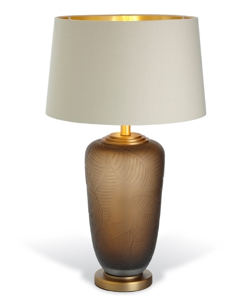 RV Astley Truro Table Lamp with Antique Finish (Base Only)