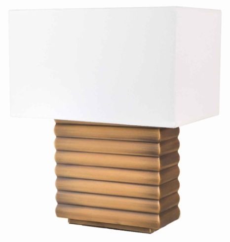 RV Astley Vercellece Table Lamp
