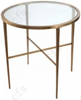 Rv astley black coffee table glass top r v astley - Rv side tables ...