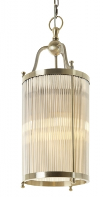 RV Astley Totana Antique Brass Finish Ceiling Light
