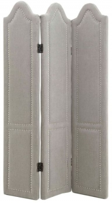 RV Astley Lucie Grey Upholstered Screen