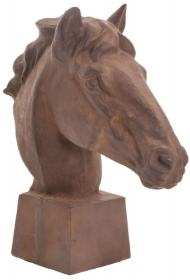 RV Astley Horse Head Sculpture 4013