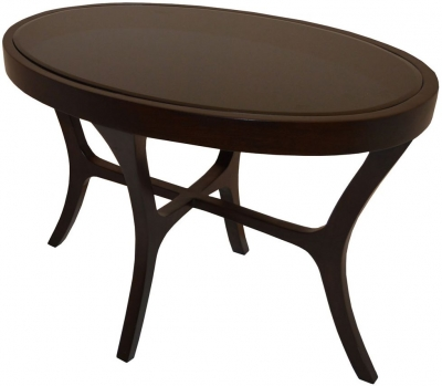 RV Astley Abbert Oval Side Table