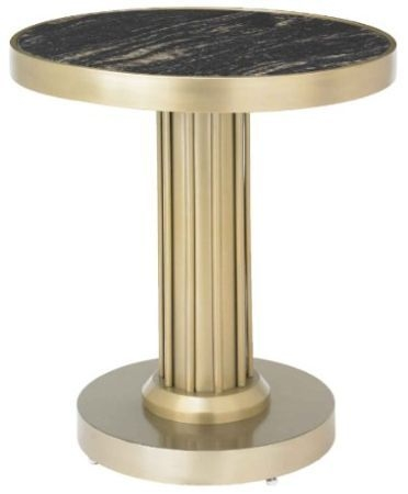 RV Astley Emilia Satin Champagne Table