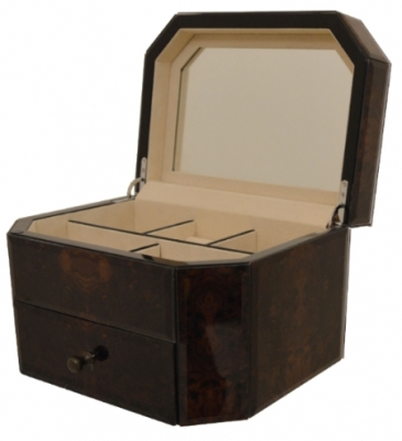 RV Astley Burnette Jewellery Box with Drawer