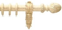 RV Astley 5 Cm Pale Gold Curtain Pole
