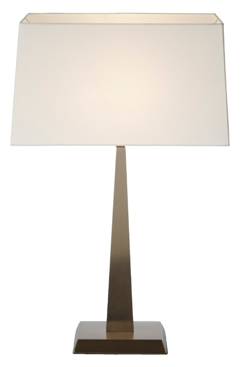 RV Astley Ivie Champagne Table Lamp