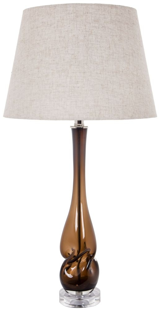 RV Astley Liv Glass Table Lamp