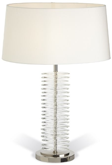 RV Astley Siam Thin Pebble Table Lamp (Base Only)