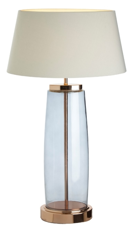 RV Astley Villena Glass Table Lamp