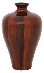 RV Astley Brown Vain Lacquer Vase