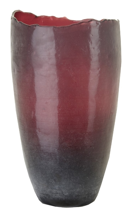 RV Astley Natural Edge Glass Vase