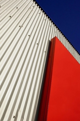 RV Astley Red and White Corner Image