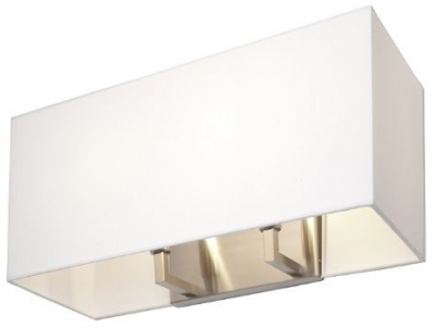 RV Astley Crissa Rectangular Wall Lamp