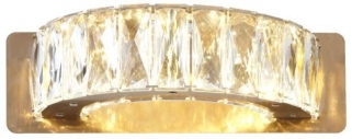 RV Astley Ginnes Crystal Wall Light
