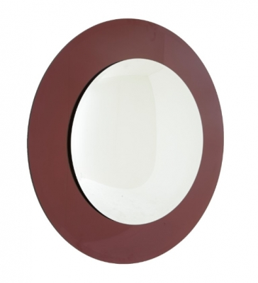 RV Astley Luna Convex Mirror (Purple)