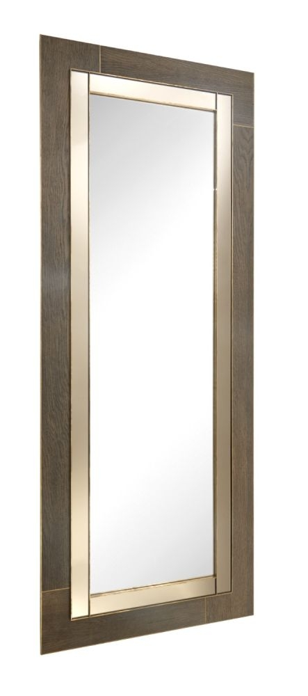 RV Astley Aiken Wall Mirror - Rectangular