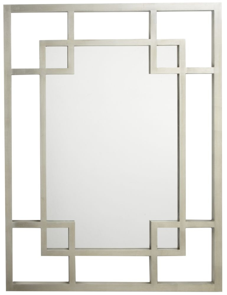 Buy rv astley carn champagne rectangular mirror online for Where to find mirrors