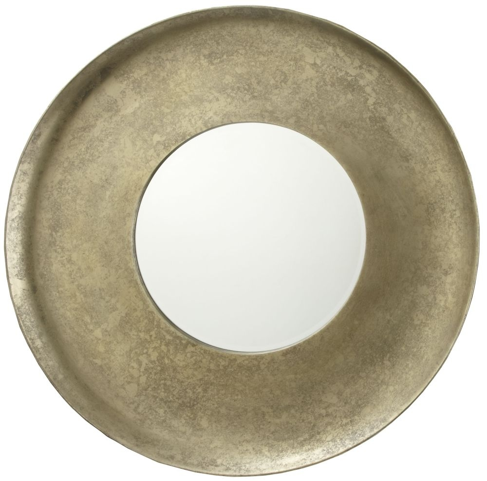 RV Astley Farran Antique Bronze Mirror