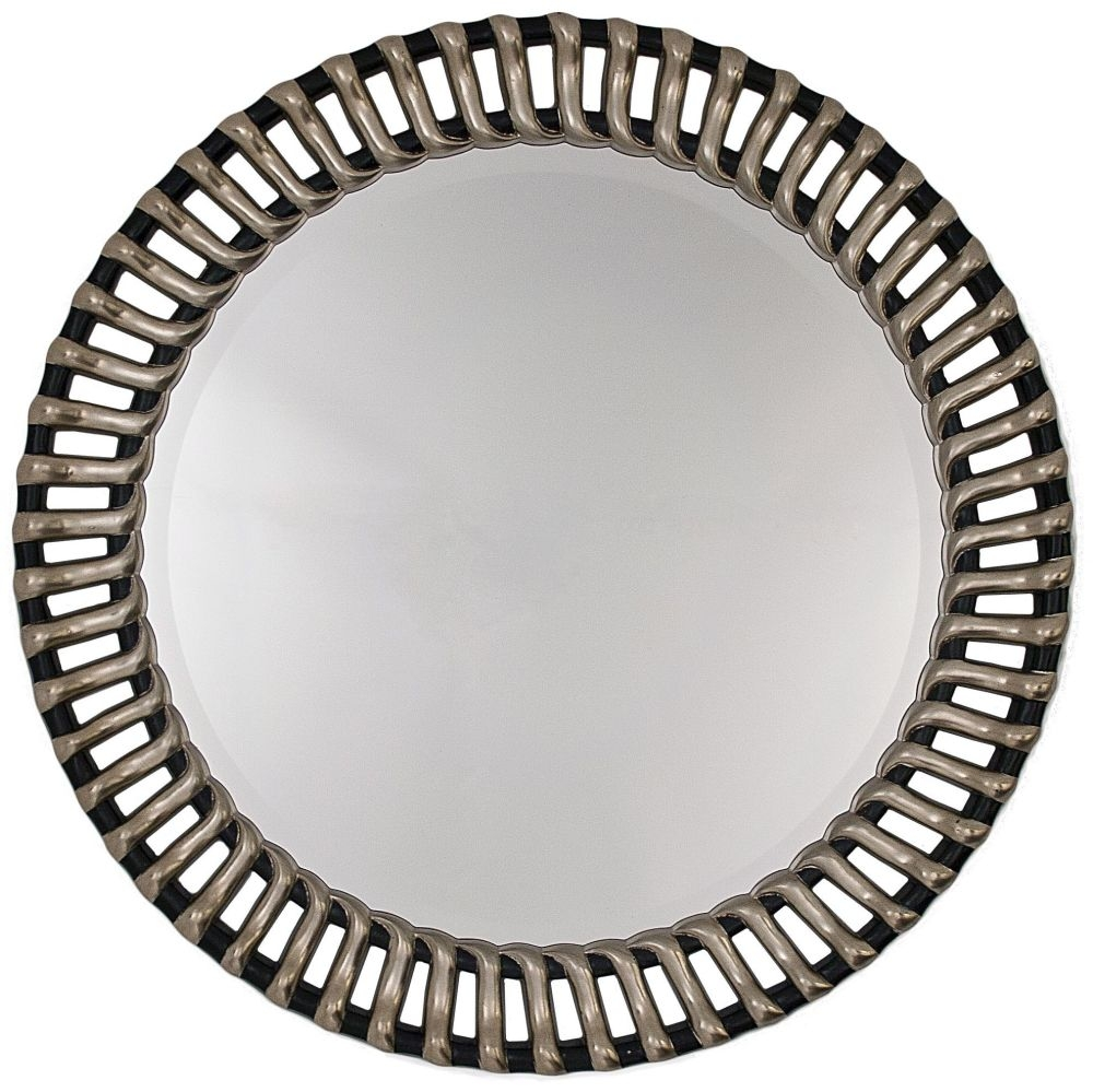Buy rv astley round mirror antique silver online cfs uk for Where to find mirrors