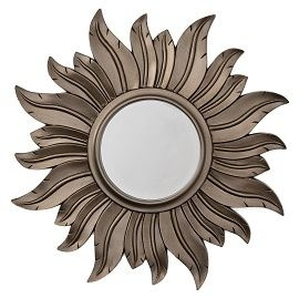 Rv Astley Ant Silver Sunrays Mirror