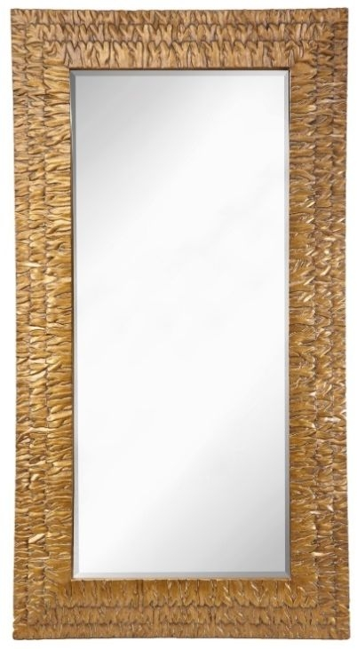 Rv Astley Fern Dark Gold Mirror