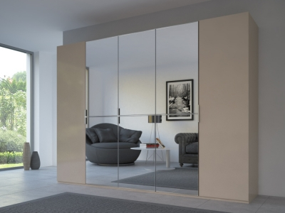 Rauch 20UP Front 1A Wardrobe with Mirror Front
