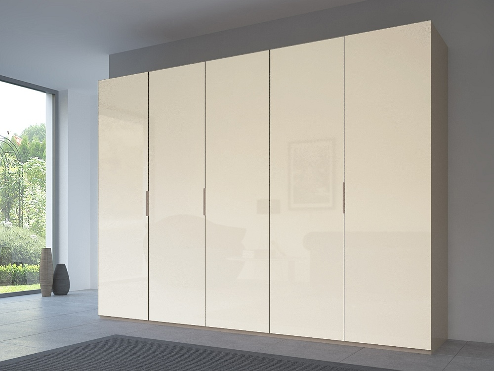 Rauch 20UP Front 3A Wardrobe with Matt Glass Front
