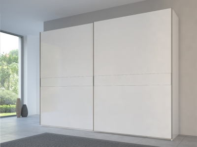 Rauch 20UP Front 4A Sliding Wardrobe with Matt Front