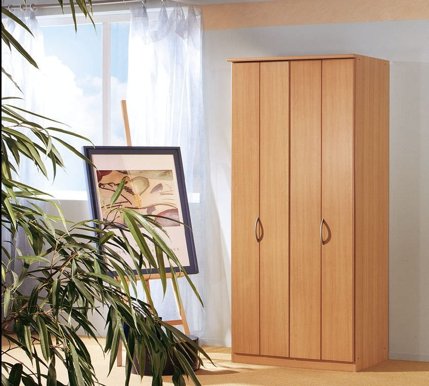 Rauch Blitz Folding Door Wardrobe