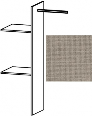 Clearance - Rauch Arnstein Interior Division in Texline Linen Look in Natural Hues - New - CFS130673
