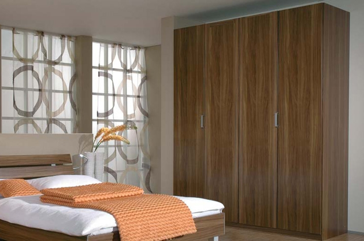 Rauch Elan A Folding and Hinged Door Wardrobe - All Colour Doors with Panorama Appearance and Starte