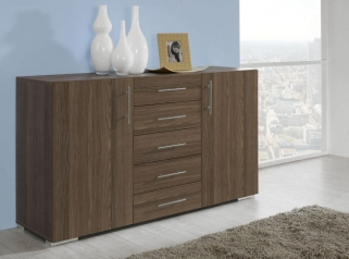 Rauch Mavi Base Matching Pieces with Chrome Coloured Feet and Rounded Handle