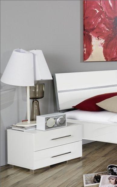 Rauch Mavi Plus 3 Drawer Bedside Cabinet - W 40cm
