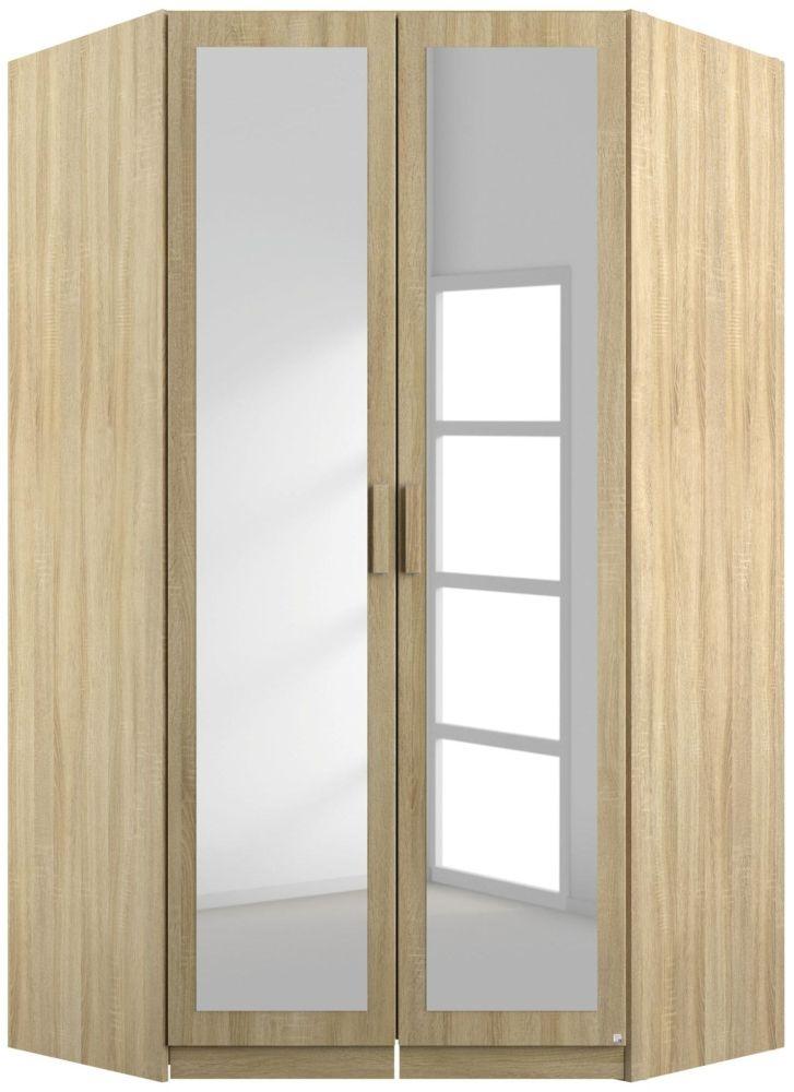 Rauch Rivera Corner Wardrobe