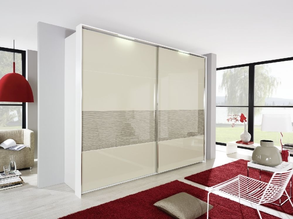 Rauch Xtend Sliding Wardrobe with Line-3 Applications