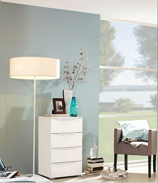 Rauch Zenaya 3+2 Drawer Chest in Alpine White
