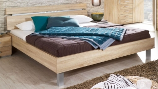 Rauch Zoey Bed with Lighting Headboard