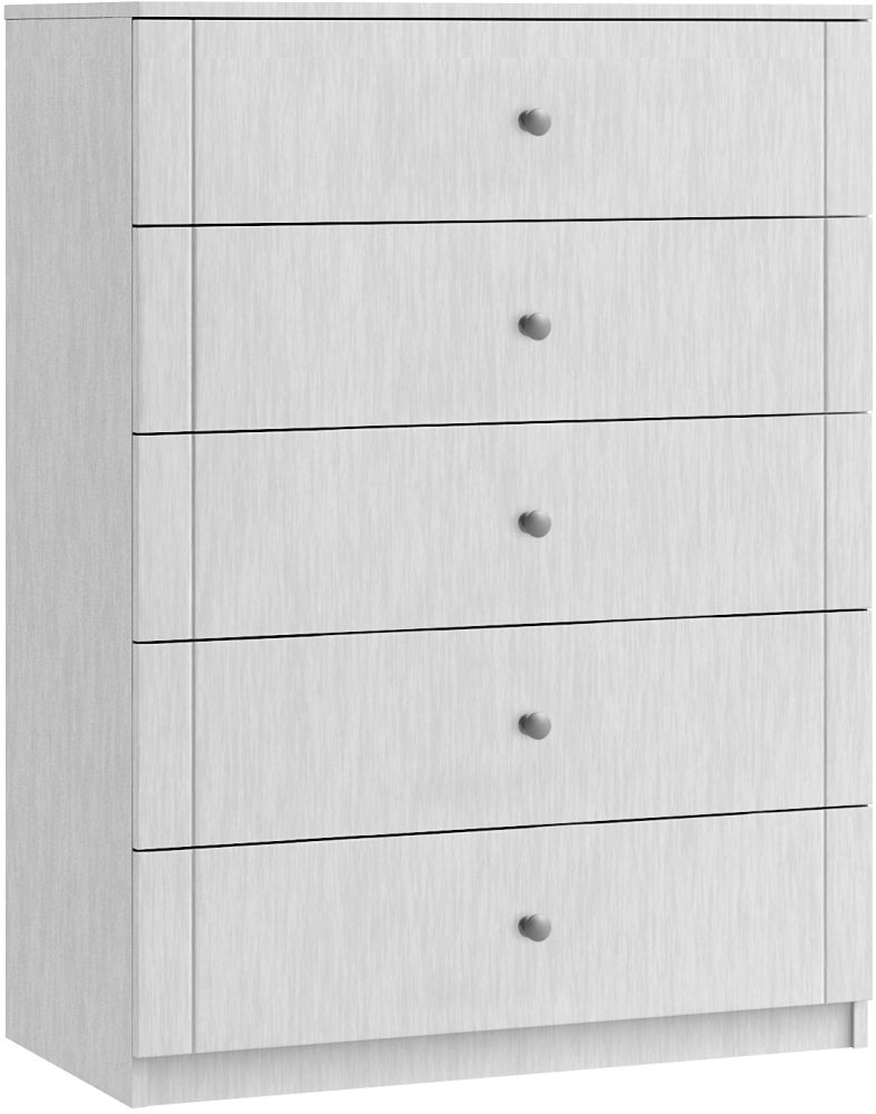 Aylesbury 5 Drawer Chest - Ready Assembled