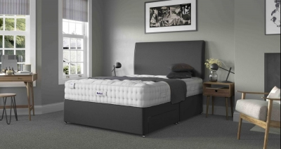 Relyon Wool 2100 Pocket Spring Elite Divan Bed