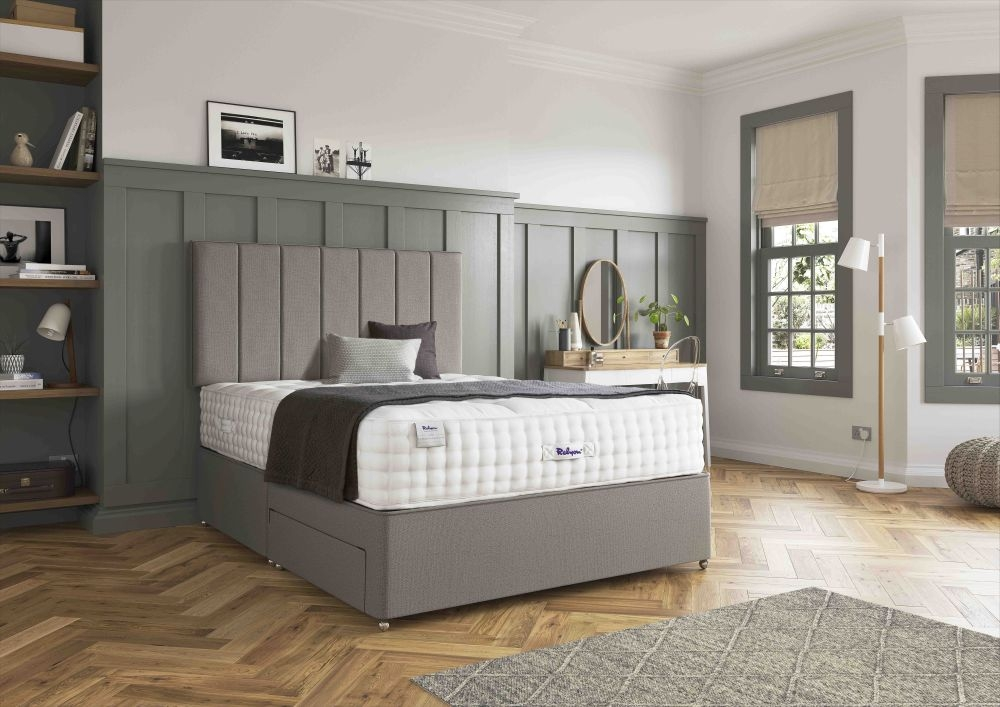 Relyon Alpaca 2500 Pocket Spring Elite Divan Bed