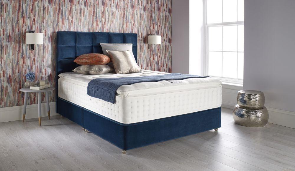 Relyon Elegance 2400 Pocket Sprung Divan Bed