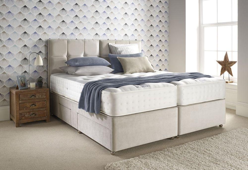 Relyon Exquisite 1200 Pocket Sprung Divan Bed