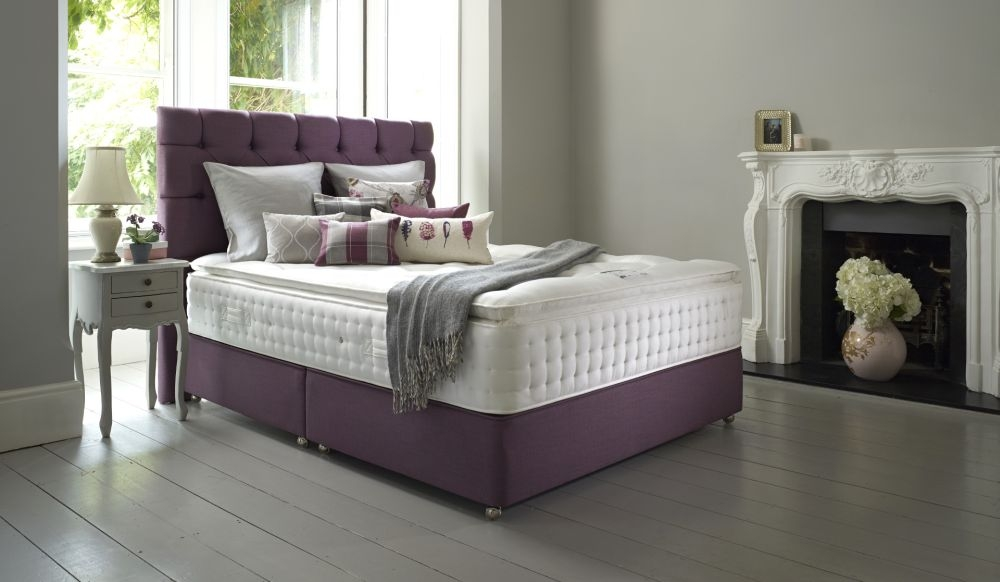 Relyon Indulgence 2200 Pocket Sprung Divan Bed