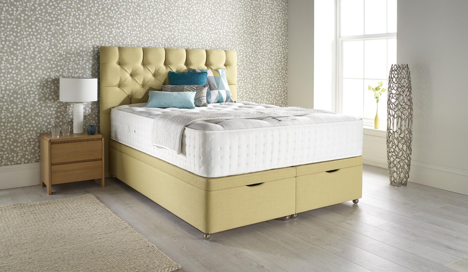 Relyon Natural Ortho Superb 2200 Pocket Sprung Divan Bed