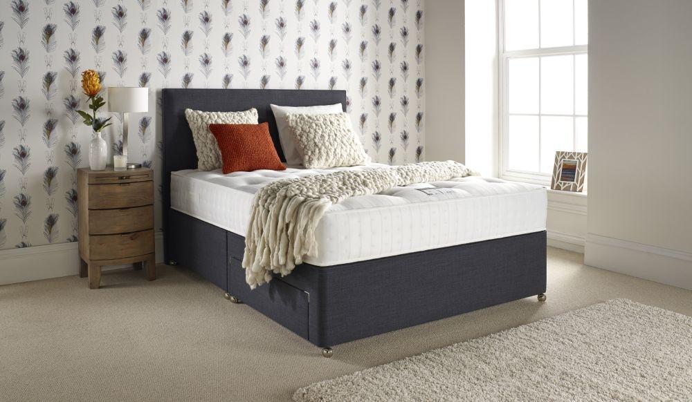 Relyon Orthorest 1000 Pocket Sprung Divan Bed