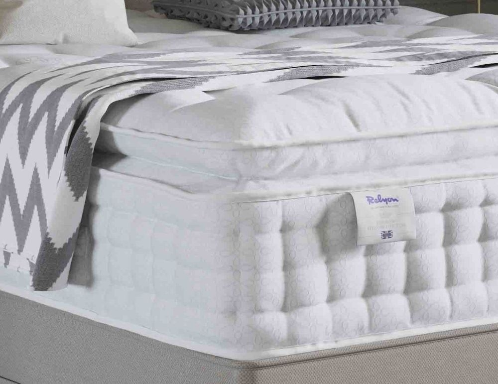 Relyon Pillowtop 2100 Pocket Spring Elite Mattress