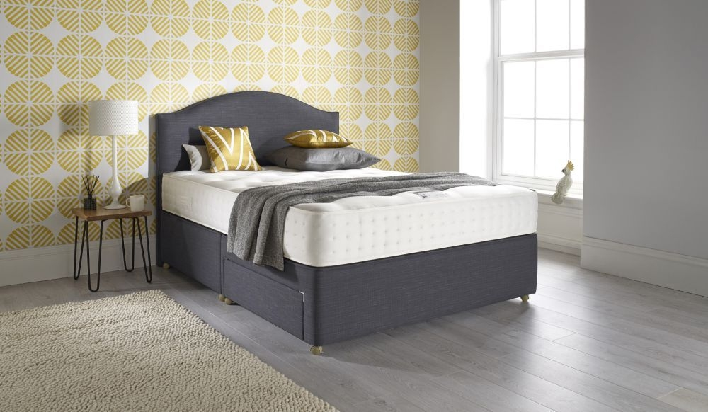 Relyon Pocket Classic 1000 Pocket Sprung Divan Bed