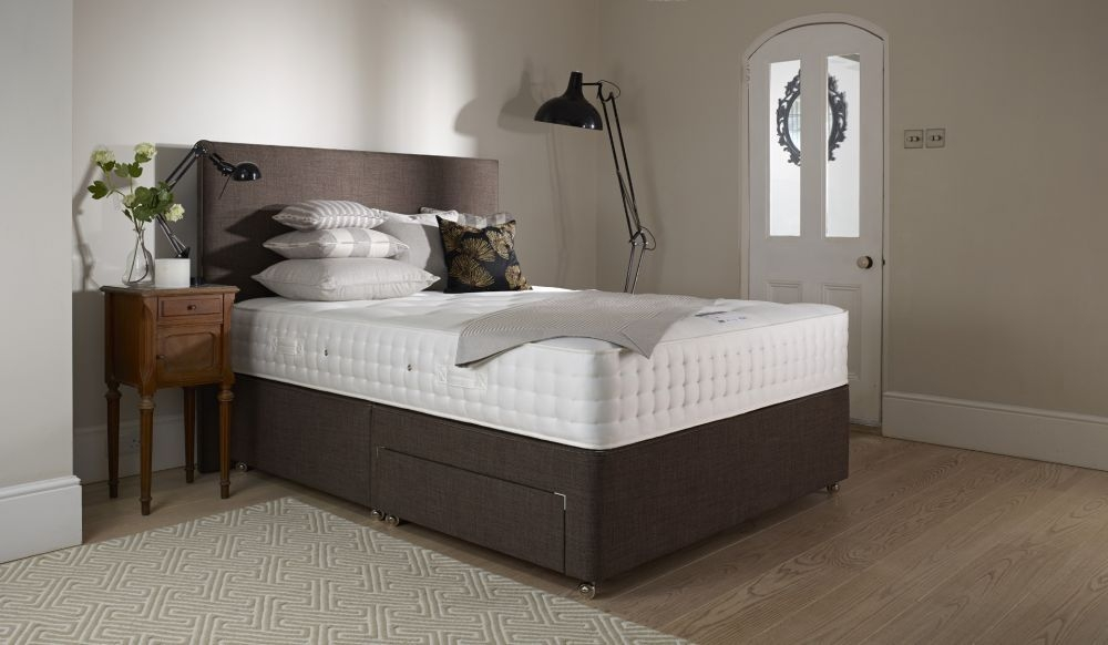 Relyon Splendid 1500 Pocket Sprung Divan Bed